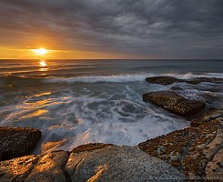 Dawn at the Point