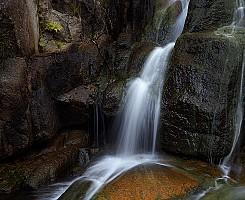 Red Rock cascade