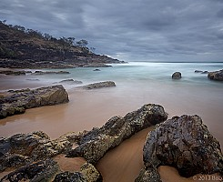 Secluded Beach 2