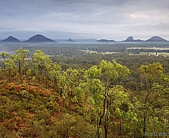 Glass House Mountains 2