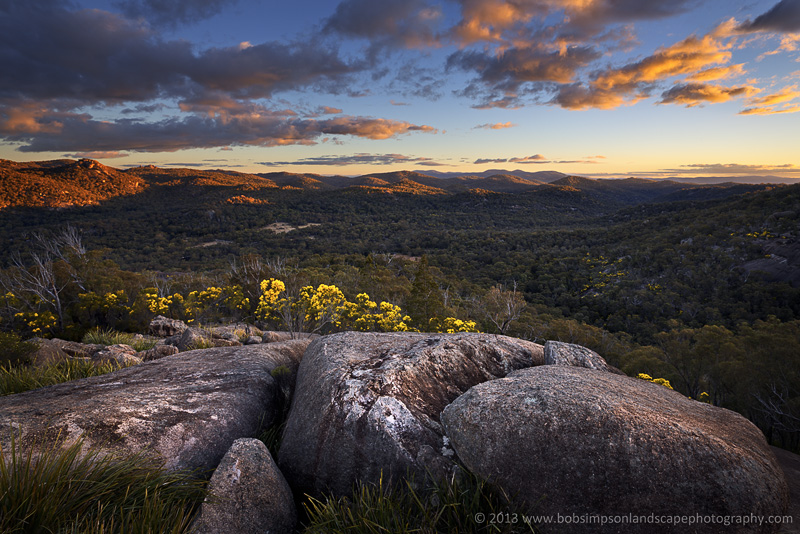 Photographing Girraween National Park
